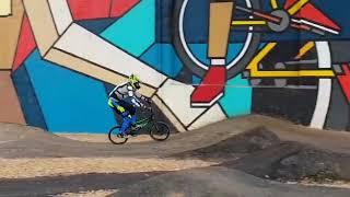 Pump-trek памп-трек Строгино bmx race