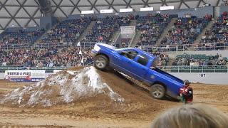 Tuff Trucks Challenge Hill Climb Mud Bog