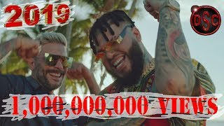Youtube Most viewed music videos in 2019 No 8