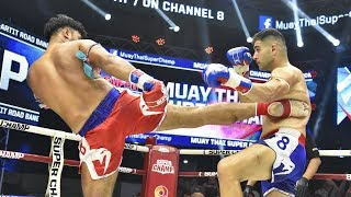 FULL   Muay Thai Super Champ   27/01/62   ช่อง8 มวยไทยซุปเปอร์แชมป์