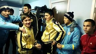Astana Arlans vs Russian Boxing Team