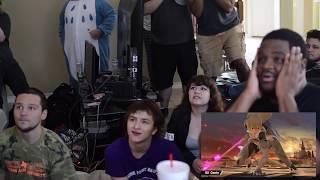 Houston Smash 4 Reacts to Super Smash Bros. Ultimate
