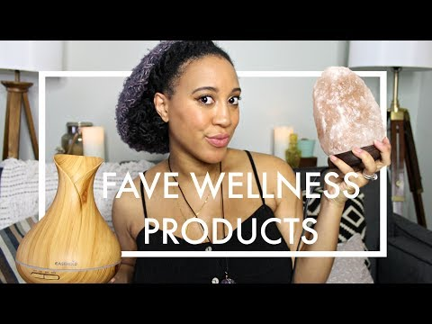 Favorite Wellness Products 2018