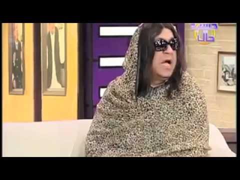 Pakistani funny english interview azizi 2016