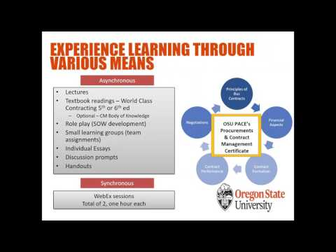 Procurements and Contract Management Webinar - YouTube