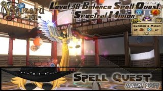 Wizard101 All Balance Spells Level 1-110 - Video hài mới