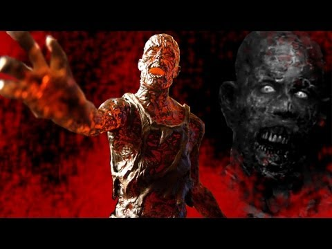 The Walking Dead Charred Zombie Action Figure Review