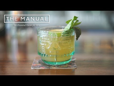 How To Make The Zombie Cocktail – A Jamaican Rum Drink To Set Your Night On Fire