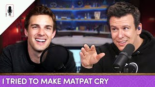 MatPat Reveals His First Kiss, Proudest Moment, Talks Launching Food Theory, & Loving Life...