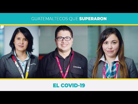 Guatemaltecos que sobrevivieron a la pandemia