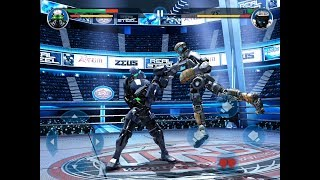 REAL STEEL-BEAT OUT ALL STARS (ZEUS vs ATOM & MIDAS, DANGER ZONE, AXELROD, SHOGUN, ABANDON, NITRO, )