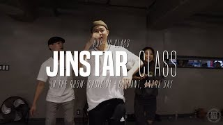Jinstar Pop up Class | In the Room : Cruisin' - Gallant, Andra Day | Justjerk Dance Academy