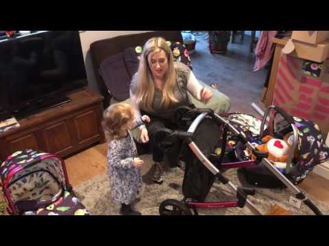 The Cosatto Wow Travel System 3-in-1 Unboxing and Review