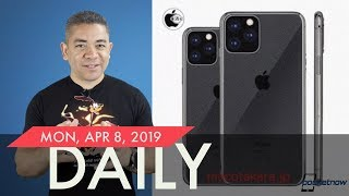 iPhone XI models leaked, 4 Galaxy Note 10 variants & more