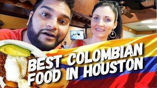 Best Colombian Food In Houston! (Mi Pueblito)