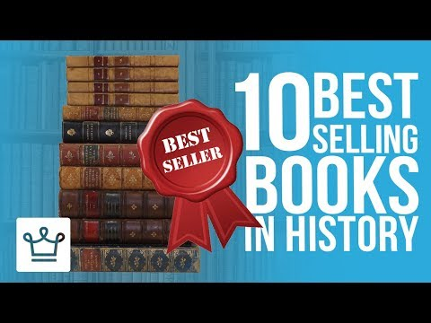 Top 10 BEST SELLING Books In History