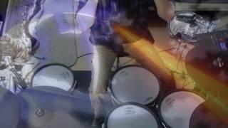 【『劇場版 トリニティセブン 悠久図書館と錬金術少女』 主題歌】Last Proof 【叩いてみた】【drum cover】【ZAQ】