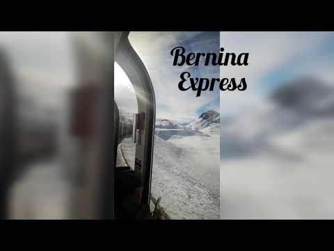 Top 5 scenic train rides in Switzerland 🇨🇭 ❤