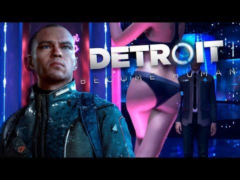 ОБЗОР на Detroit: Become Human! ГОД СПУСТЯ БЕСПЛАТНАЯ ЕЩЕ И НА ПК