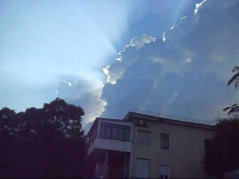 Небо, Ялта 25.06.2012
