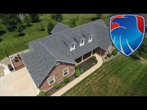 This Troy, MO homeowner met Freedom the morning a small but powerful storm rolled through. Several of the...