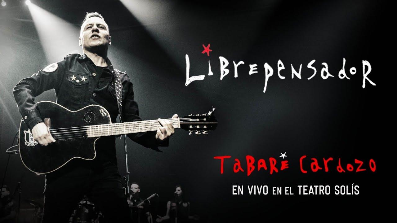 Tabaré Cardozo, un referente de la canción popular rioplatense (EN VIVO)
