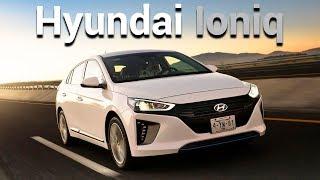 Hyundai Ioniq - el nuevo rival del Prius | Autocosmos