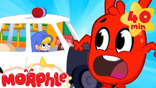 Oh No Mila Is In TROUBLE! - My Magic Pet Morphle | Cartoons For Kids | Morphle | Mila and Morphle