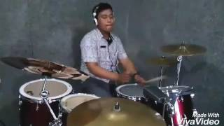 DRUM COVER Toom Yoo Nai Jai Aof Big Ass COVER AMAL 10
