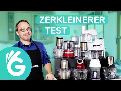 Zerkleinerer Test - 11 elektrische Universalzerkleinerer im Vergleich
