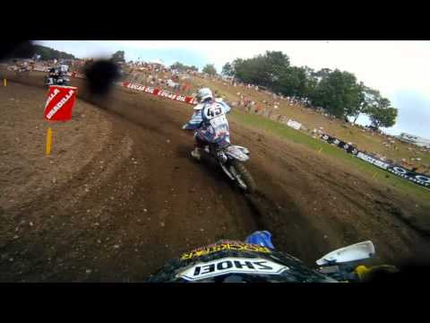 2011 Unadilla National GoPro Video