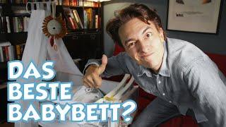 Roba Beistellbett Testbericht - Babybett Stubenbett 4 in 1 Test