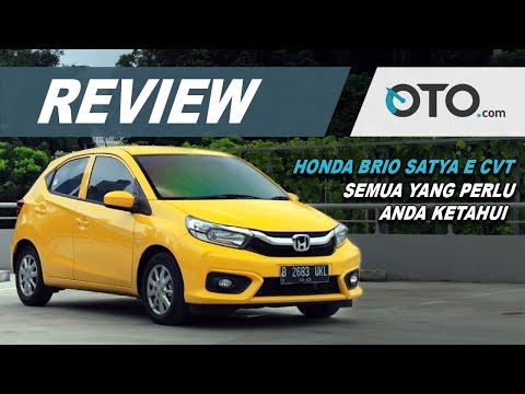 Honda Brio Satya E CVT | Semua Yang Perlu Anda Ketahui | OTO.com