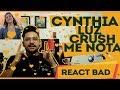 [REACT BAD] Froid part. Cynthia Luz - Garota
