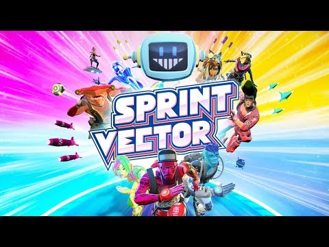 SPRINT VECTOR | Official Launch Trailer thumbnail
