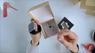 Умные смарт часы телефон Smart Watch GT08. Хит продаж! от компании Магазин Смарт-Тайм - видео