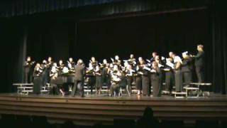The Richard Zielinski singers perform If Love Should Count You Worthy by James Q. Mulholland