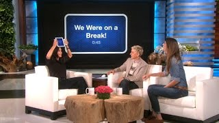 Courteney Cox Shows Off Her 'Friends' Knowledge - dooclip.me