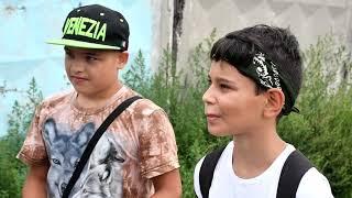 В Николаеве школьники спасли тонувшую женщину (видео)