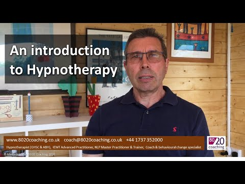 Introduction to hypnotherapy