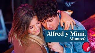 Rumores de una posible relación entre Alfred y Mimi de OT