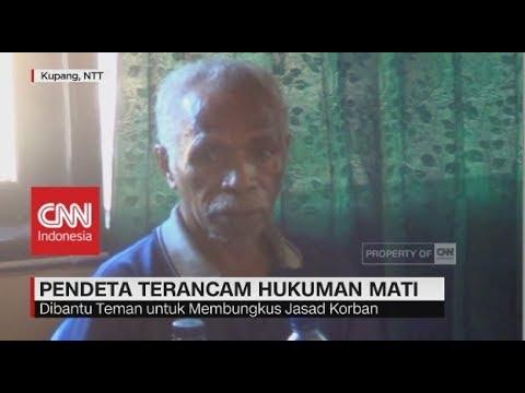 Seorang Pendeta di Kupang Terancam Hukuman Mati