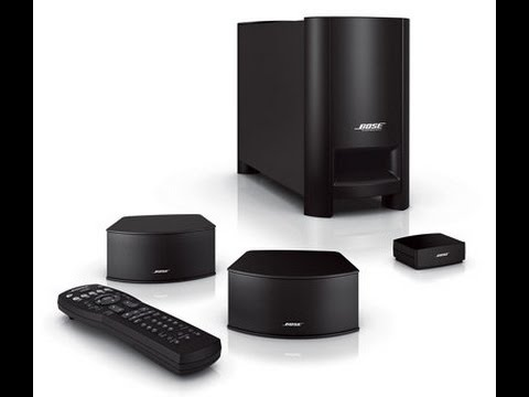 Bose CineMate GS Series 2 Great Deal for the Right Price
