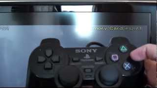 How To Play Burned Ps2 Games With Swap Magic 3.8.ELF