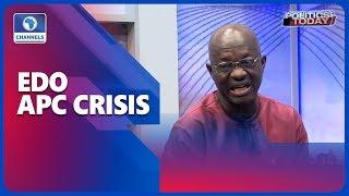 Ize-Iyamu Is The Least Of Our Worries In Edo - Paul Ohonbamu