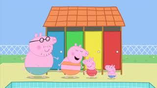 小猪佩奇/佩奇小猪的快乐时光 第二部 Peppa Pig 中文普通话 —高清HD | 粉紅豬小妹 | 小豬佩琪