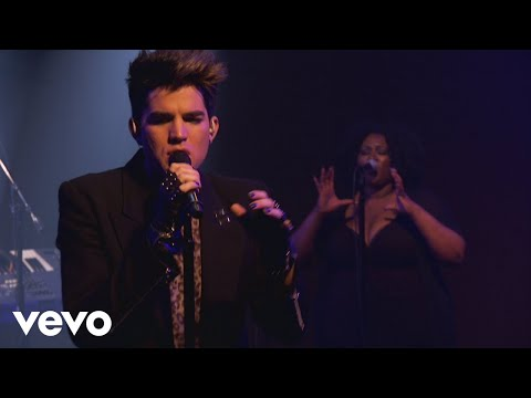 Broken English Lyrics – Adam Lambert