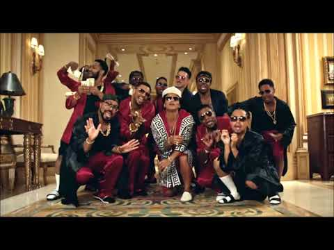Bruno Mars - 24K Magic (Clean Version) Mp3