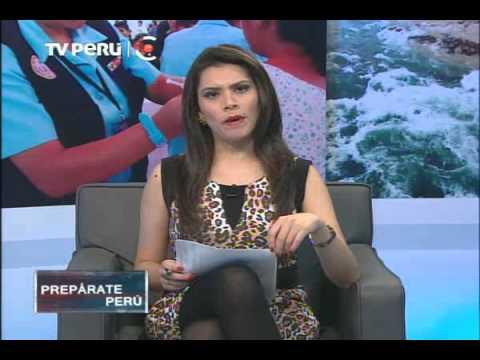 Prepárate Perú: acciones ante el fenómeno El Niño (08/12/15)
