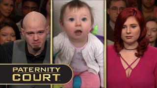 Man's Fiancée Continues To Work With Her Ex-Boyfriend (Full Episode) | Paternity Court